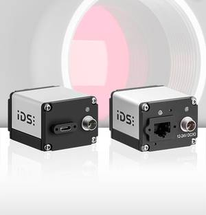 IDS' Allround Industrial Camera Series