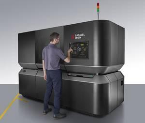 """Fluid"" 3D Printing"