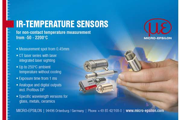 IR-Temperature Sensors