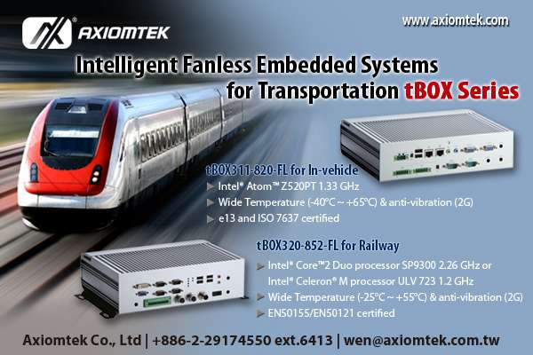 Intelligent Fanless Embedded Systems
