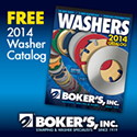 Boker's 2014 Washers Catalog