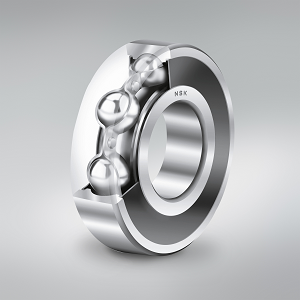 Low-friction Ball Bearings