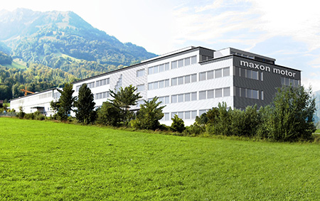 maxon motor is going to inaugurate a new Innovation Center in Switzerland
