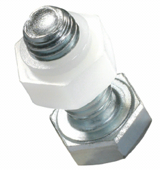 Plastic Lock Nuts