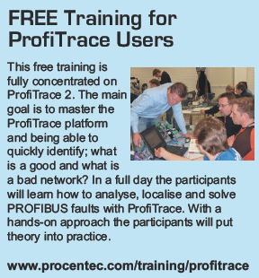 Free training for ProfiTrace users