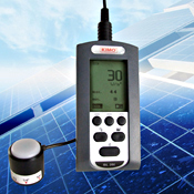 New , for solar power measurement !