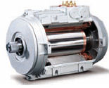 IE2 and IE3 energy-saving motors