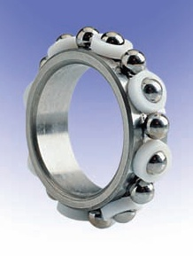 Precision bearings enable guidance and stability