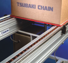 Chains safeguard gains from energy efficient motors