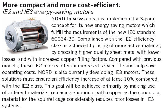 More compact and more cost-effi cient: