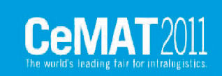 CeMAT 2011, 2 - 6 May, Hannover