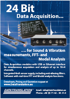 Data acquisition modules