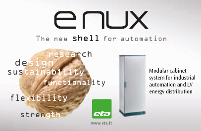 e nux, the new shell for automation