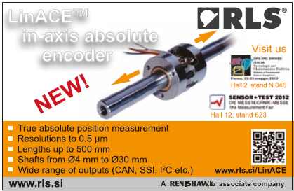 LinACE in axis absolute encoder