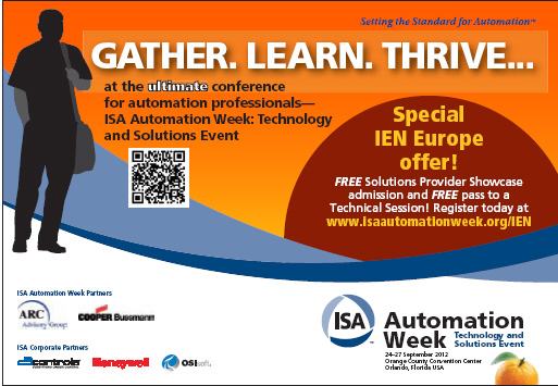 ISA Automation Week