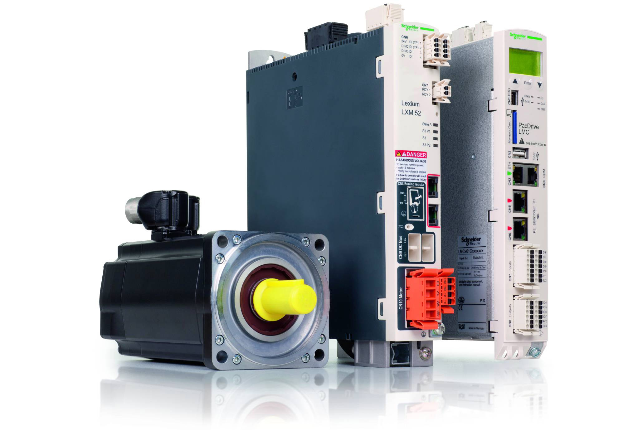 Controllers for Application with Limited Number of