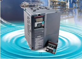 Inverter drives in the water industry