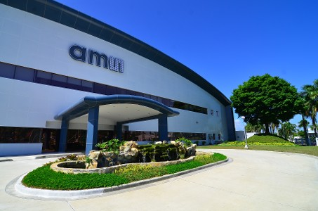 Ams Expands Singapore Manufacturing Capacity
