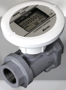 Ultrasonic Air Flowmeter for Compression Applications