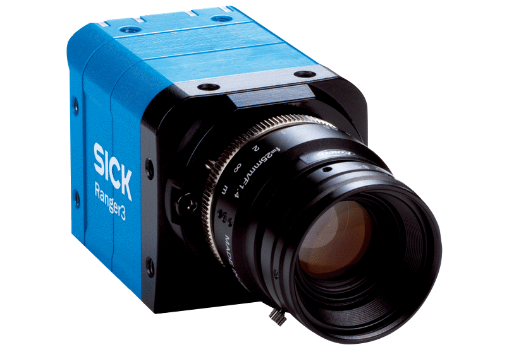 Sick's Ranger 3 3D streaming camera offers a greater number of 3D profiles per second in combination with a large height range and high image quality