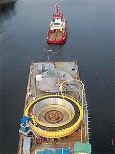 Nexans' Power Umbilicals Will Power Two Subsea Compressors At The Gullfaks Field