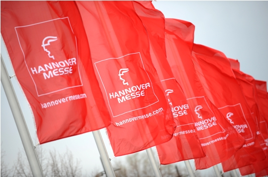 Get your free ticket to Hannover Messe 2015