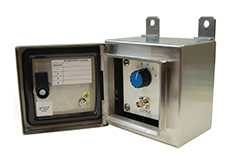 Compact Stainless Steel Enclosures HS-SC