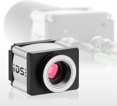 IDS' GigE uEye FA Industrial Cameras with IP65/6