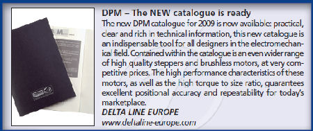 DPM catalogue 2009