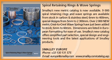Retaining Rings & Wave Springs Catalog