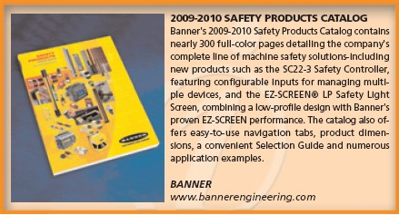 2009-2010 safety products catalog
