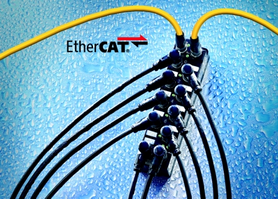 EtherCAT Box simplifies spare parts inventory