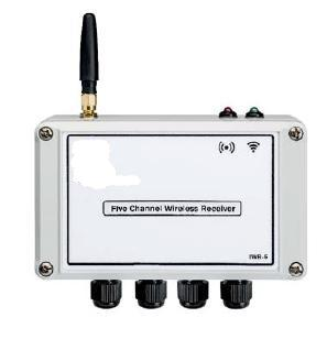 Wireless 5-channel receiver