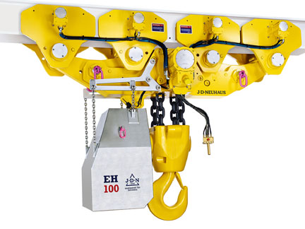 Air Operated Hoists