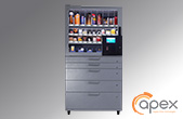 Apex point-of-work vending solutions reduce costs and increase efficiency