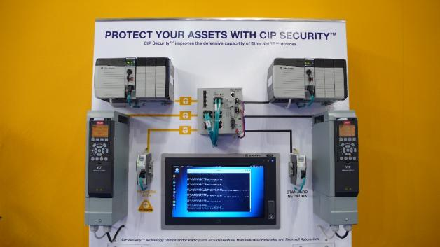 Security for Industrial Protocol