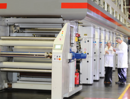 Large printers can benefit by creating independently controlled safety zones
