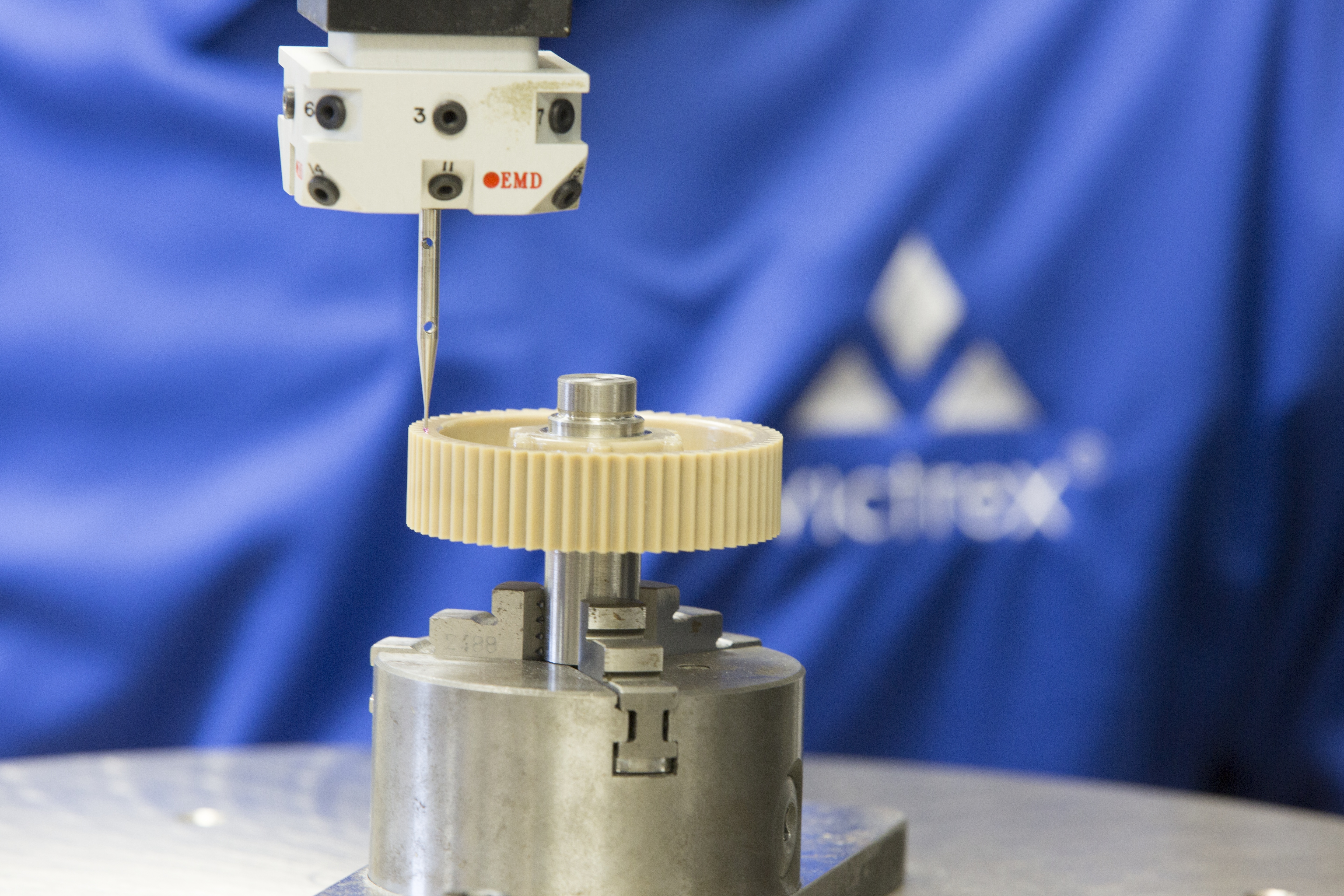 New Quality Standard Reached for Manufacture of Gears