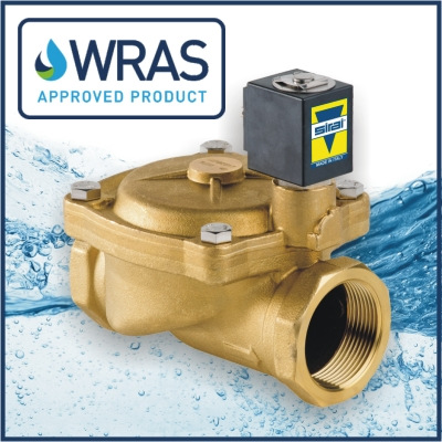 WRAS Approved Solenoid Valves