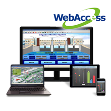 Software WebAccess 8.0 HMI/SCADA