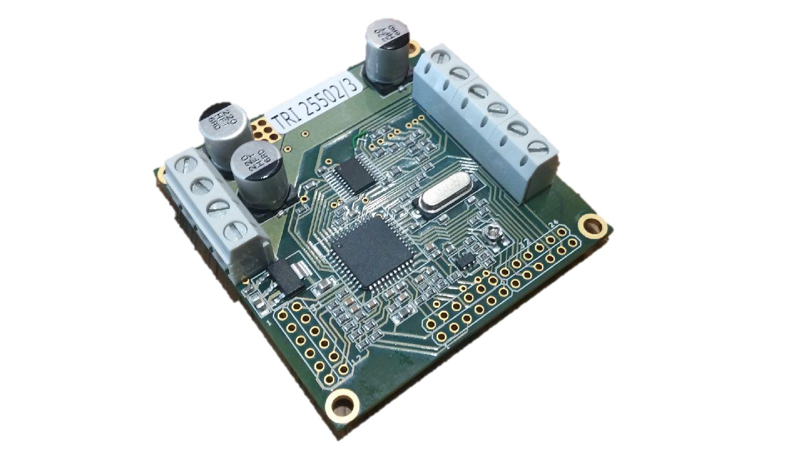 Sensorless Brushless Motor Controller