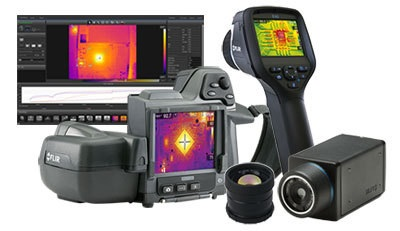 Portable Thermal Imaging Kits
