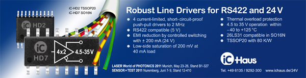 Robust Line Drivers