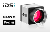Budget-Priced Sony CMOS Sensor Meets Industrial Camera Series