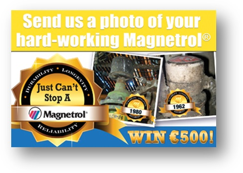 "Magnetrol Launches the ""Just Can't Stop a Magnetrol"" Contest"