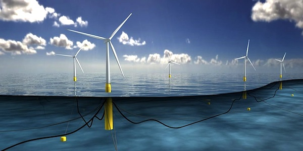 Nexans Cables Selected for the World's First 66 KV Offshore Wind