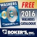 Boker's 2016 Washers Catalog