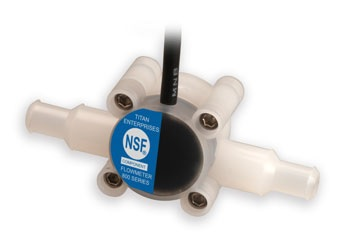 NSF Certified Turbine Flow Meters