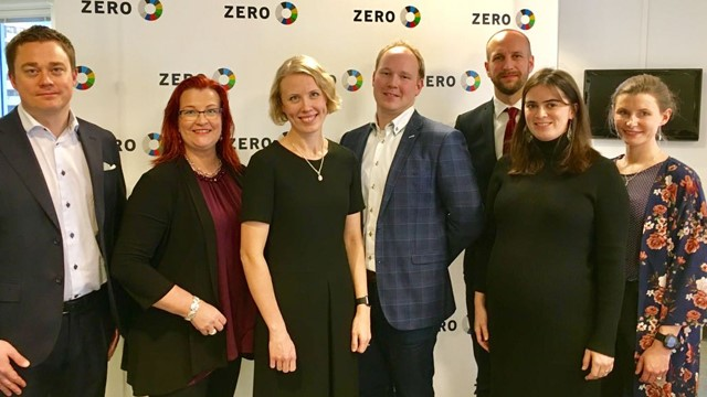 UPM and ZERO started cooperation in Oslo to promote green shift in the transport and petrochemical sectors.